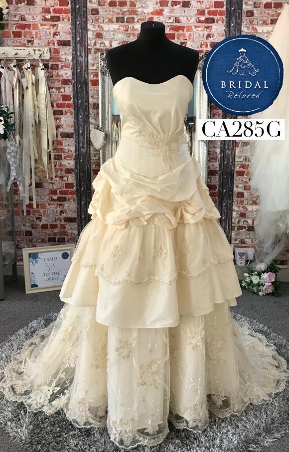 Eternally Yours   Wedding Dress   Aline   CA285G