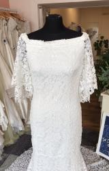 Theia | Wedding Dress | Fit to Flare | T243F