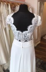 Rambo Styling | Wedding Dress | Separates | T244F