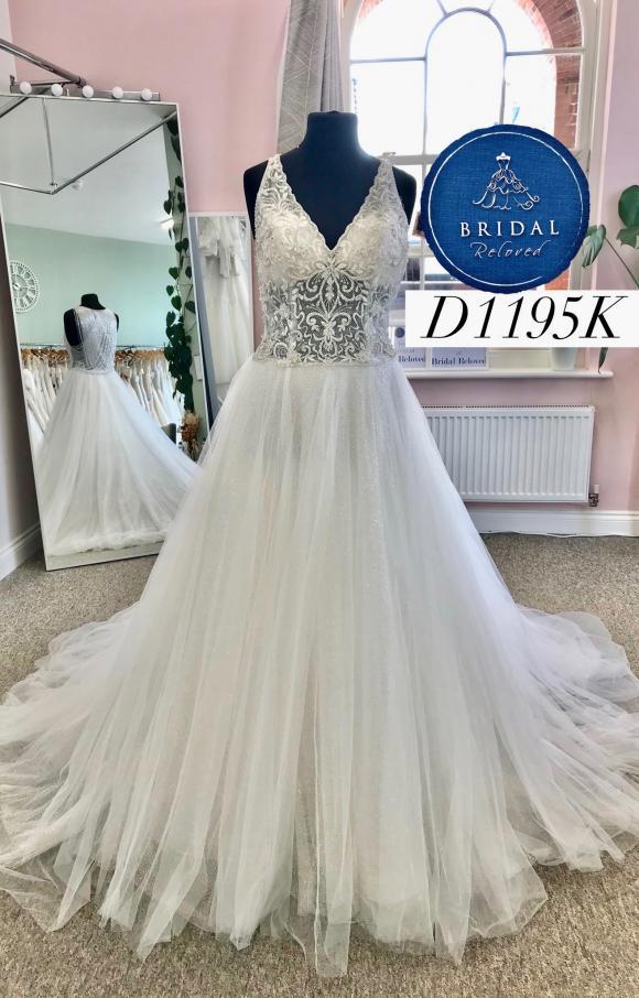 Ronald Joyce   Wedding Dress   Aline   D1195K