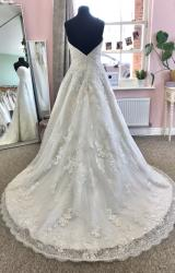 Eddy K | Wedding Dress | Aline | D1196K