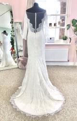 Enzoani | Wedding Dress | Fit to Flare | D1198K