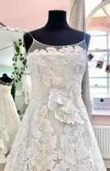 David Fielden | Wedding Dress | Aline | D1200K