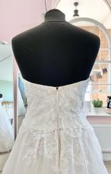 David Fielden | Wedding Dress | Aline | D1201K