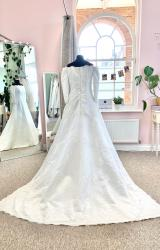 David Fielden | Wedding Dress | Aline | D1202K