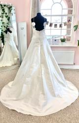 David Fielden   Wedding Dress   Aline   D1203K