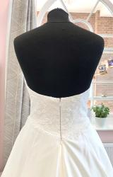 David Fielden | Wedding Dress | Aline | D1204K