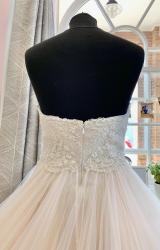 David Fielden | Wedding Dress | Aline | D1206K