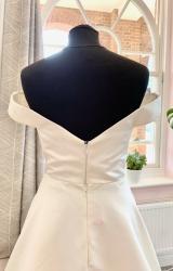 David Fielden   Wedding Dress   Aline   D1207K