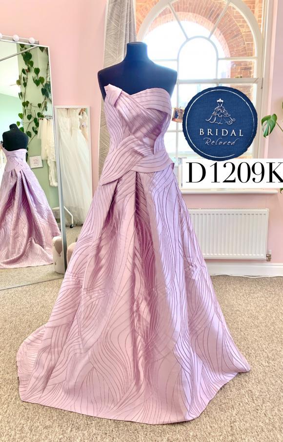 David Fielden   Wedding Dress   Aline   D1209K