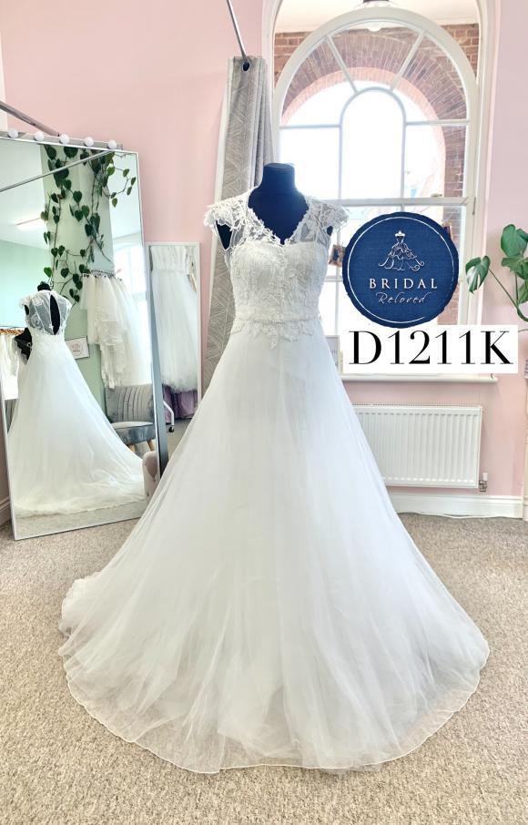 David Fielden | Wedding Dress | Aline | D1211K