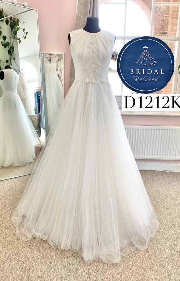 David Fielden   Wedding Dress   Aline   D1212K