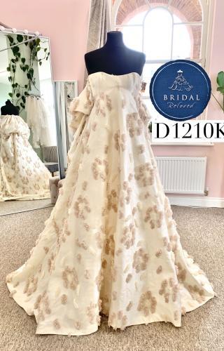David Fielden | Wedding Dress | Empire | D1210K