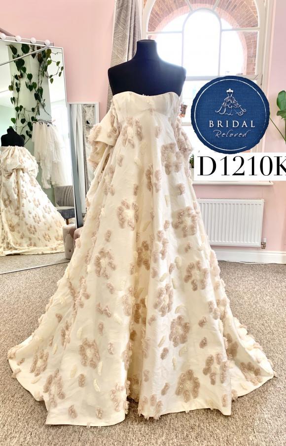 David Fielden   Wedding Dress   Empire   D1210K