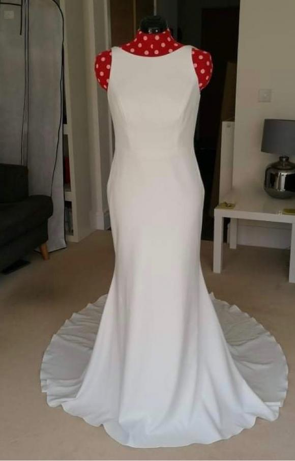 Maggie Sottero   Wedding Dress   Fit to Flare   C2425