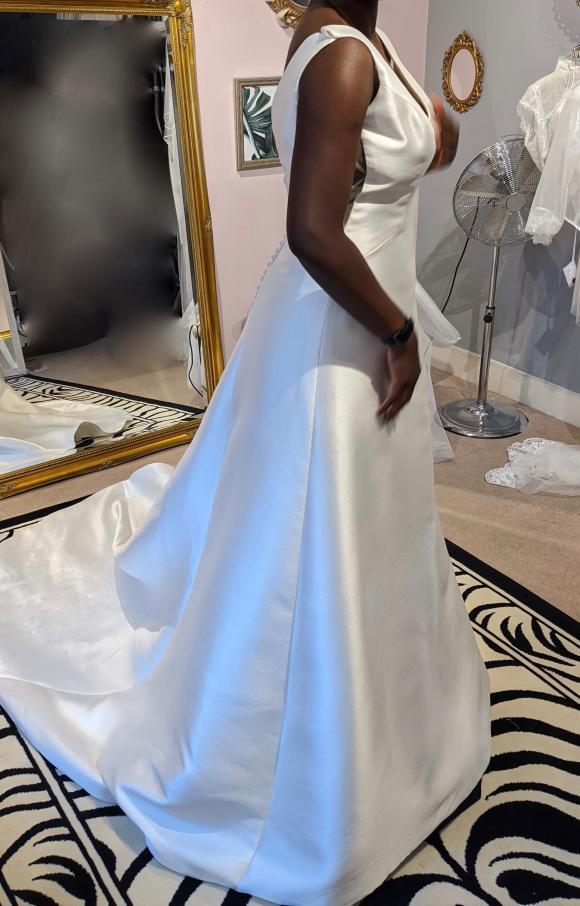 Morilee | Wedding Dress | Aline | C2436