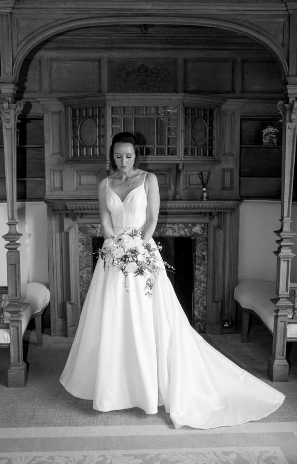 Catherine Parry | Wedding Dress | Aline | C2380