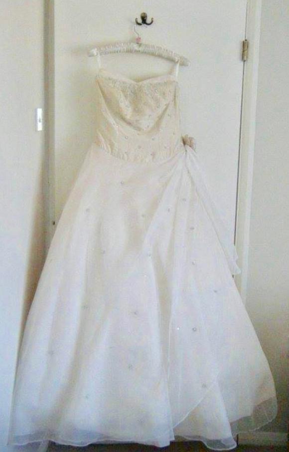 Morilee | Wedding Dress | Aline | C2397