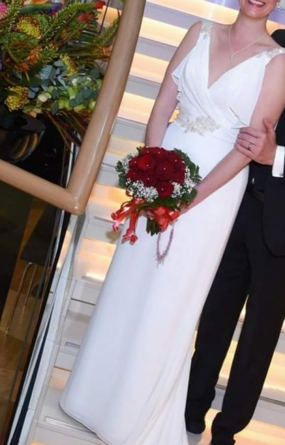 Maggie Sottero | Wedding Dress | Straight | C2384