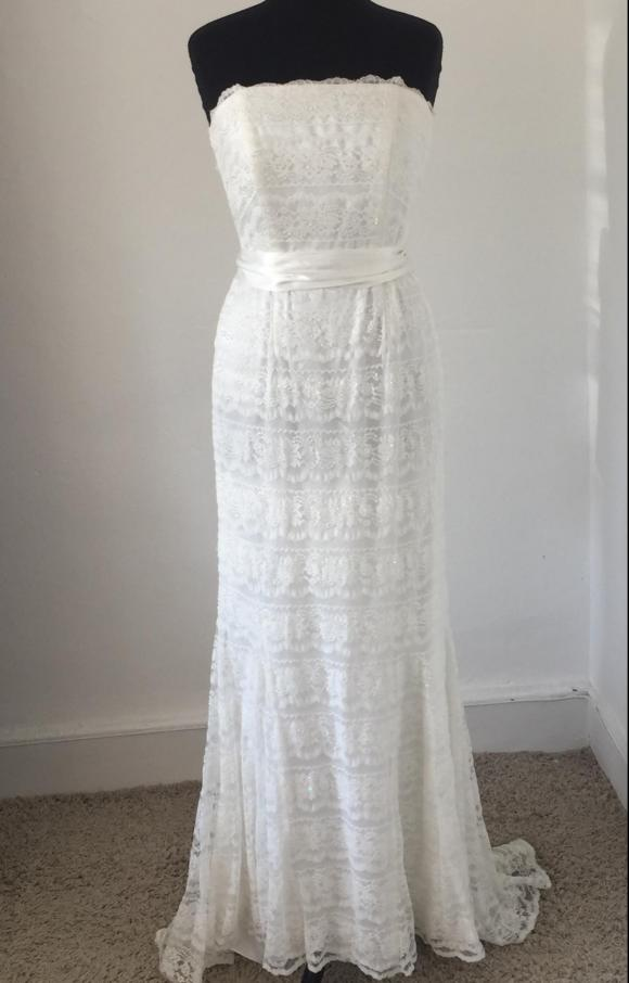Galina | Wedding Dress | Sheath | C2439