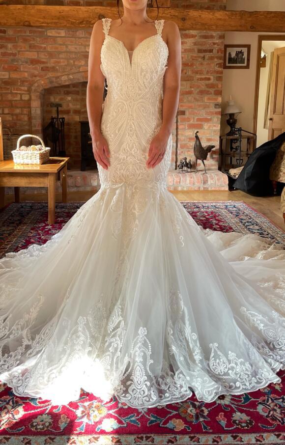 Ronald Joyce | Wedding Dress | Fishtail | C2465
