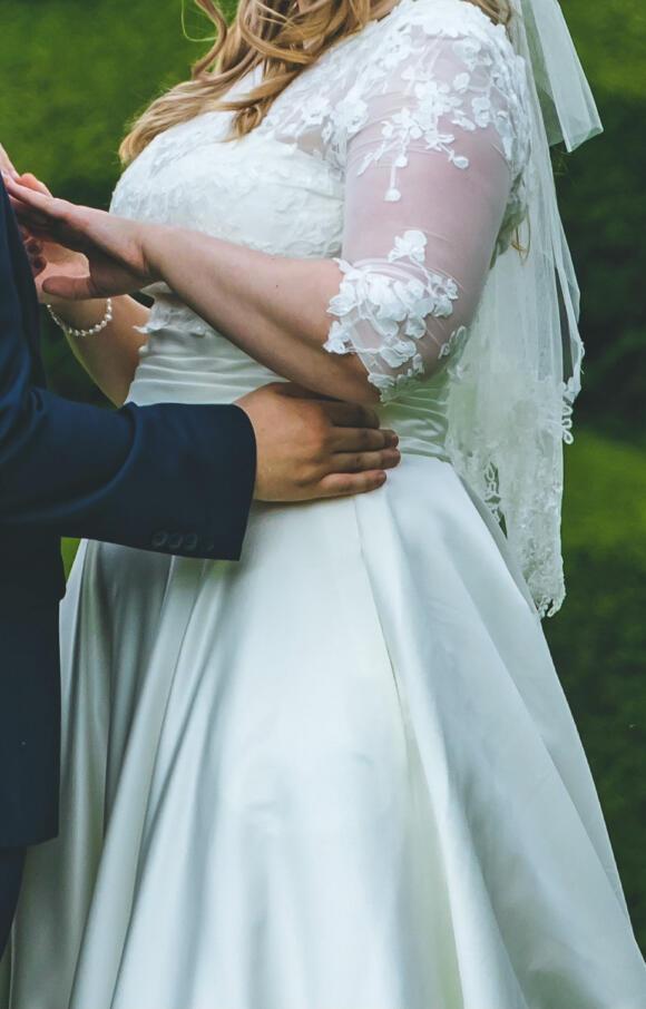 Justin Alexander | Wedding Dress | Aline| C2500