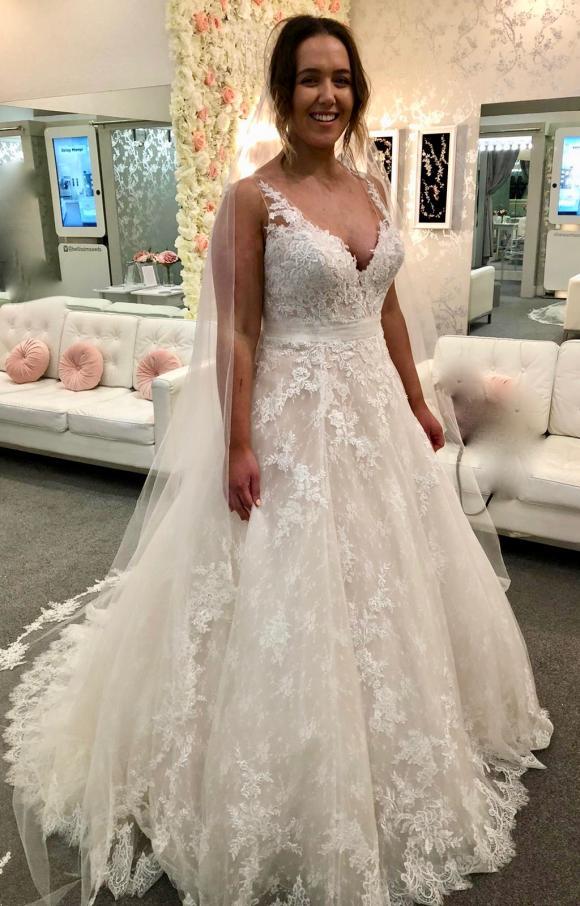 Enzoani | Wedding Dress | Aline | C2415