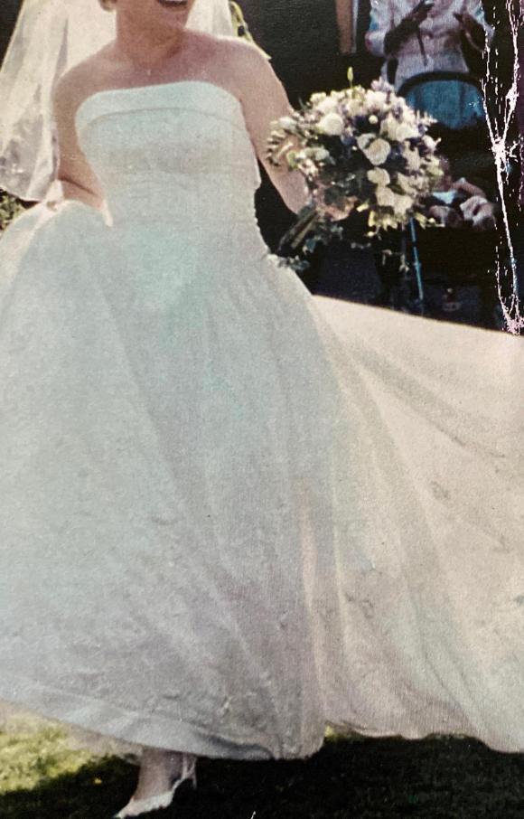 Ian Stuart | Wedding Dress | Aline | C2410