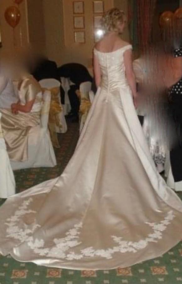 Euro Brides | Wedding Dress | Aline | C2451