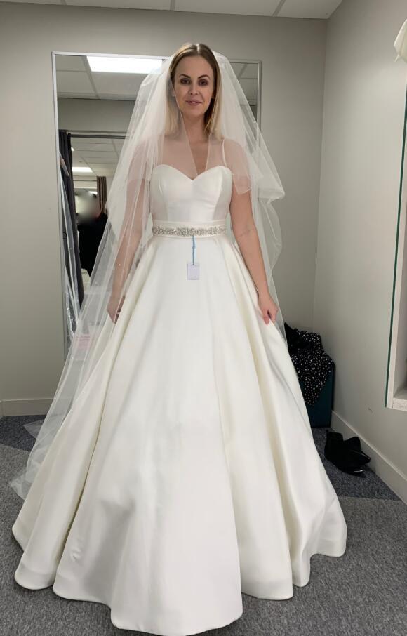 Anna Sorrano | Wedding Dress | Aline | C2471