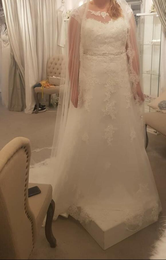Romantica | Wedding Dress | Aline | C2520