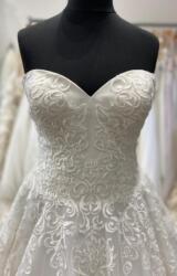 Allure   Wedding Dress   Aline   LE387M