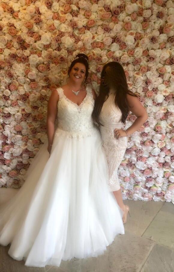 Allure | Wedding Dress | Princess | C2457
