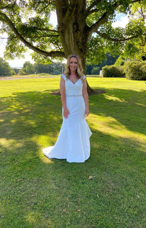 Justin Alexander   Wedding Dress   Fit to Flare   C2604
