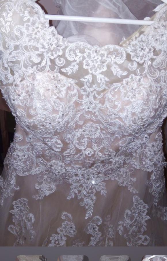 Mori Lee | Wedding Dress | Princess | C2619