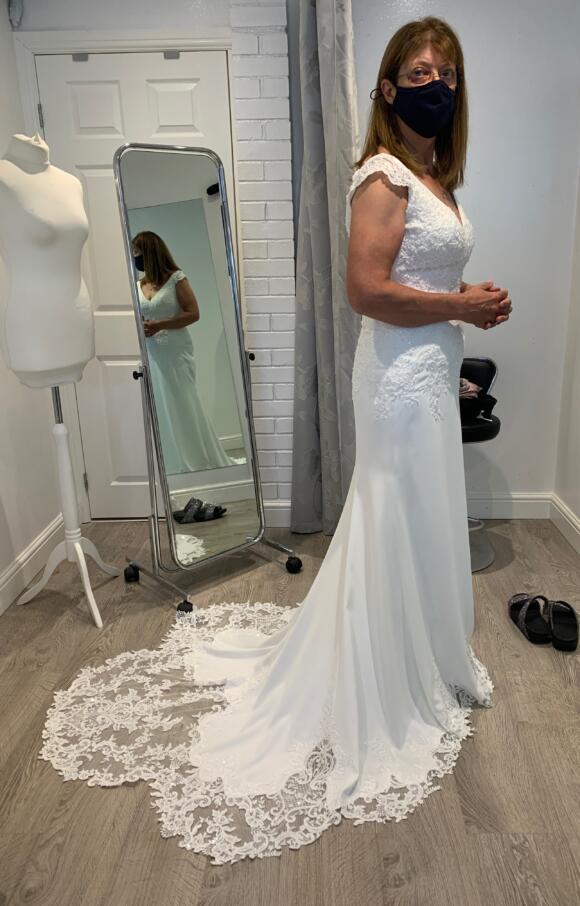 Ellis Bridal | Wedding Dress | Sheath | C2512