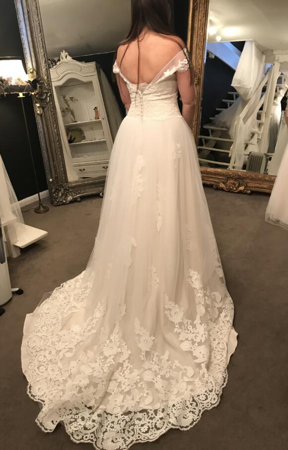 Agnes | Wedding Dress | Aline | C2555