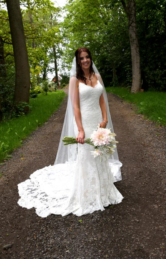 Enzoani | Wedding Dress | Fit to Flare | C2476