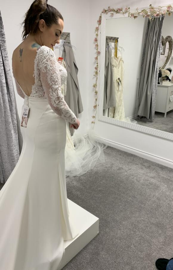 Stella York | Wedding Dress | Sheath | C2653