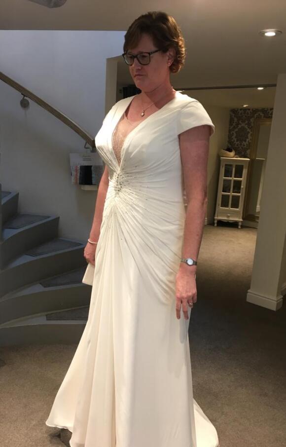 Jacquelines Bridal | Wedding Dress | Aline | C2468