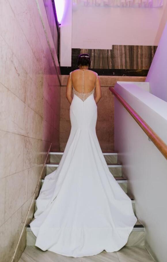 Maggie Sottero   Wedding Dress   Sheath   C2606