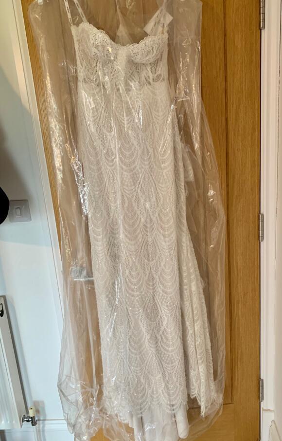 Enzoani | Wedding Dress | Fishtail | C2548