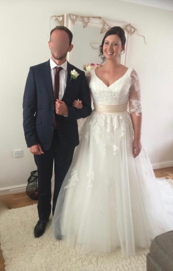 Diane Harbridge | Wedding Dress | Aline | C2503