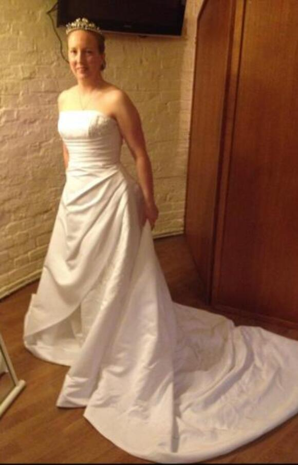 Wedding Dress   Aline   C2546