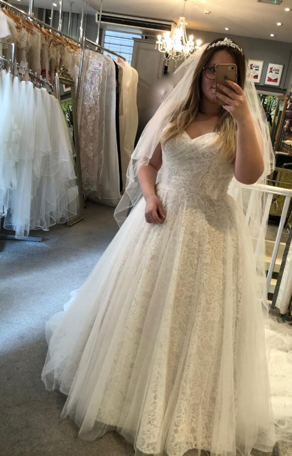 Justin Alexander | Wedding Dress | Princess | C2574