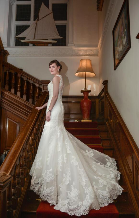 Morilee | Wedding Dress | Fishtail | C2607