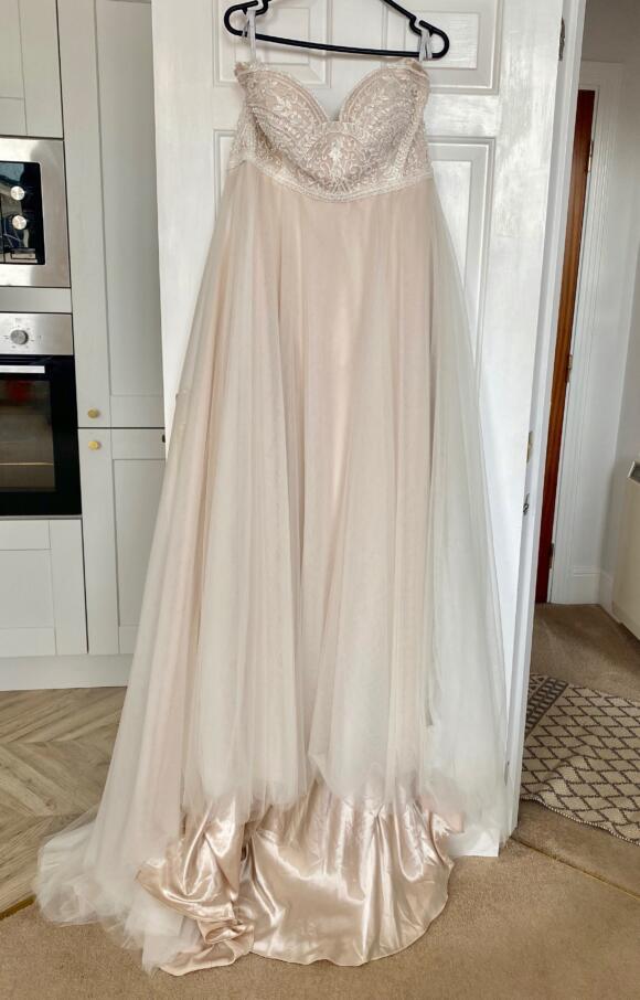 Wed2   Wedding Dress   Empire   C2547