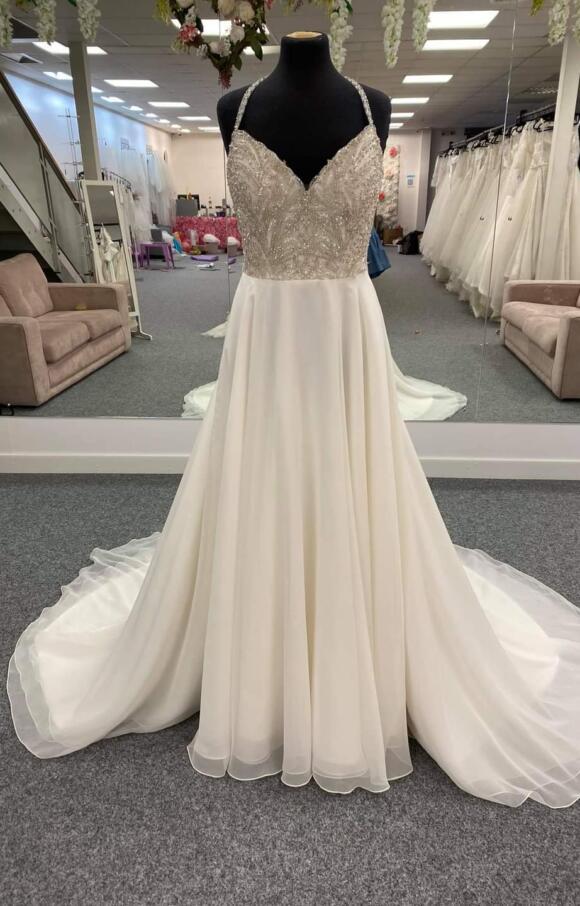 Morilee | Wedding Dress | Aline | C2554