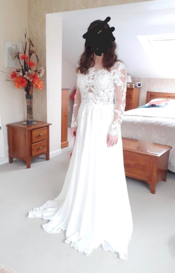 Romantica | Wedding Dress | Aline | C2516
