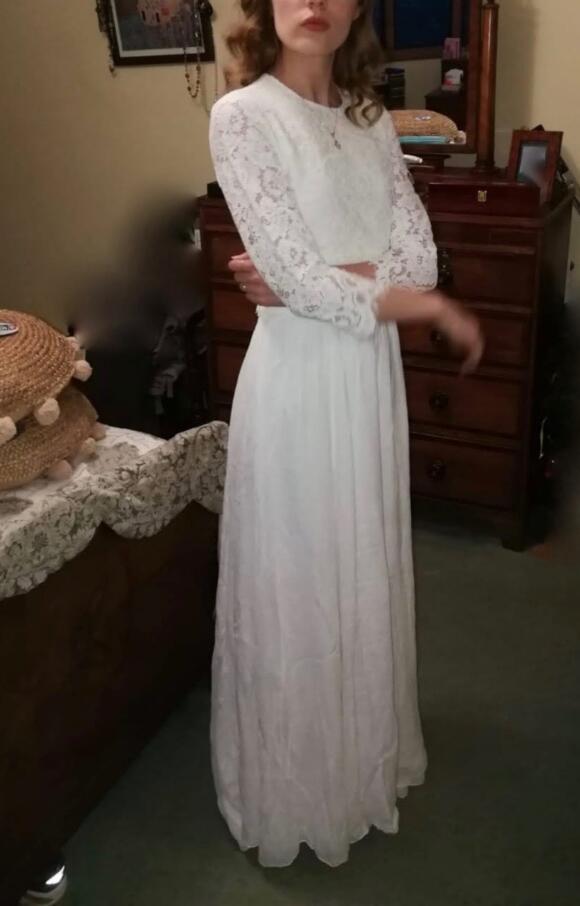Ivy and Oak   Wedding Dress   Column   C2579